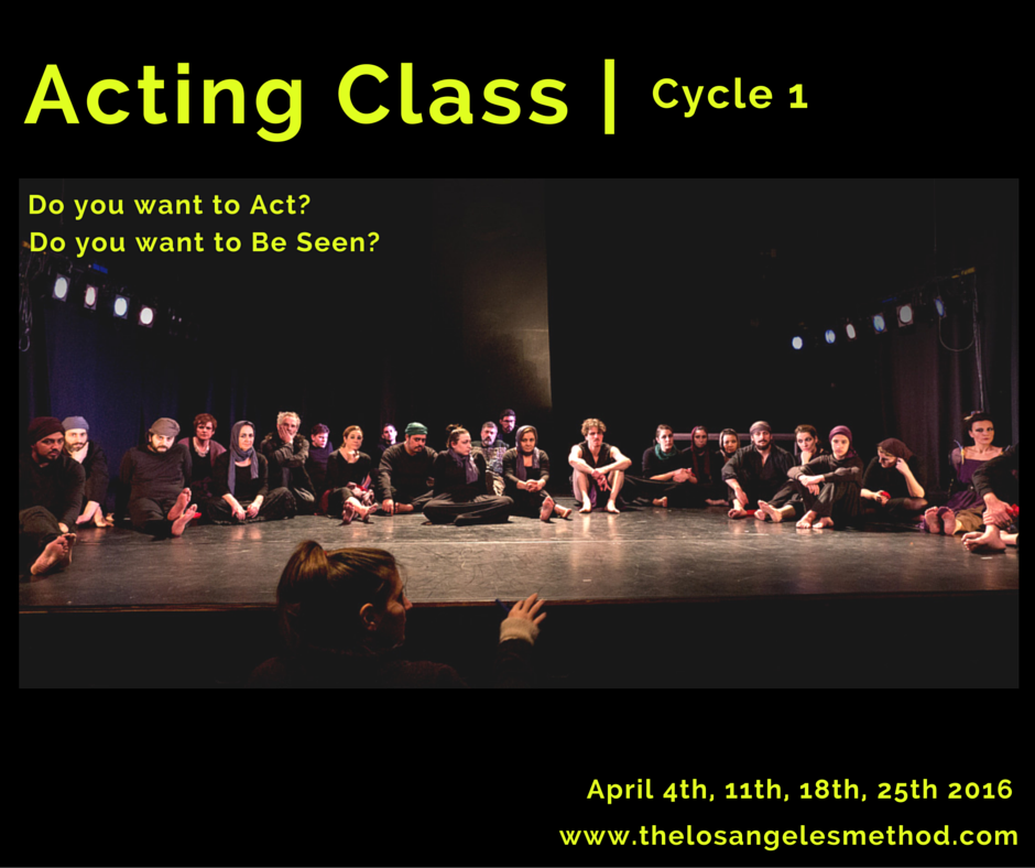 Acting Class -